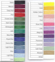 Color Options for Kitchen Towels